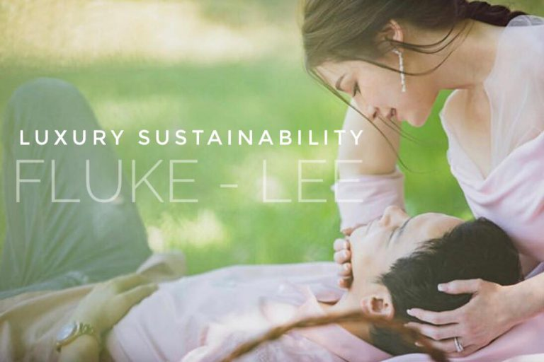 #LeeFlukeEverAfter LANE for LESS First Sustainable Wedding